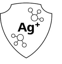 La plata como agente antibacteriano